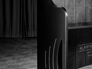 Klavier Attrappe-Keyboardständer-Klavierverkleidung